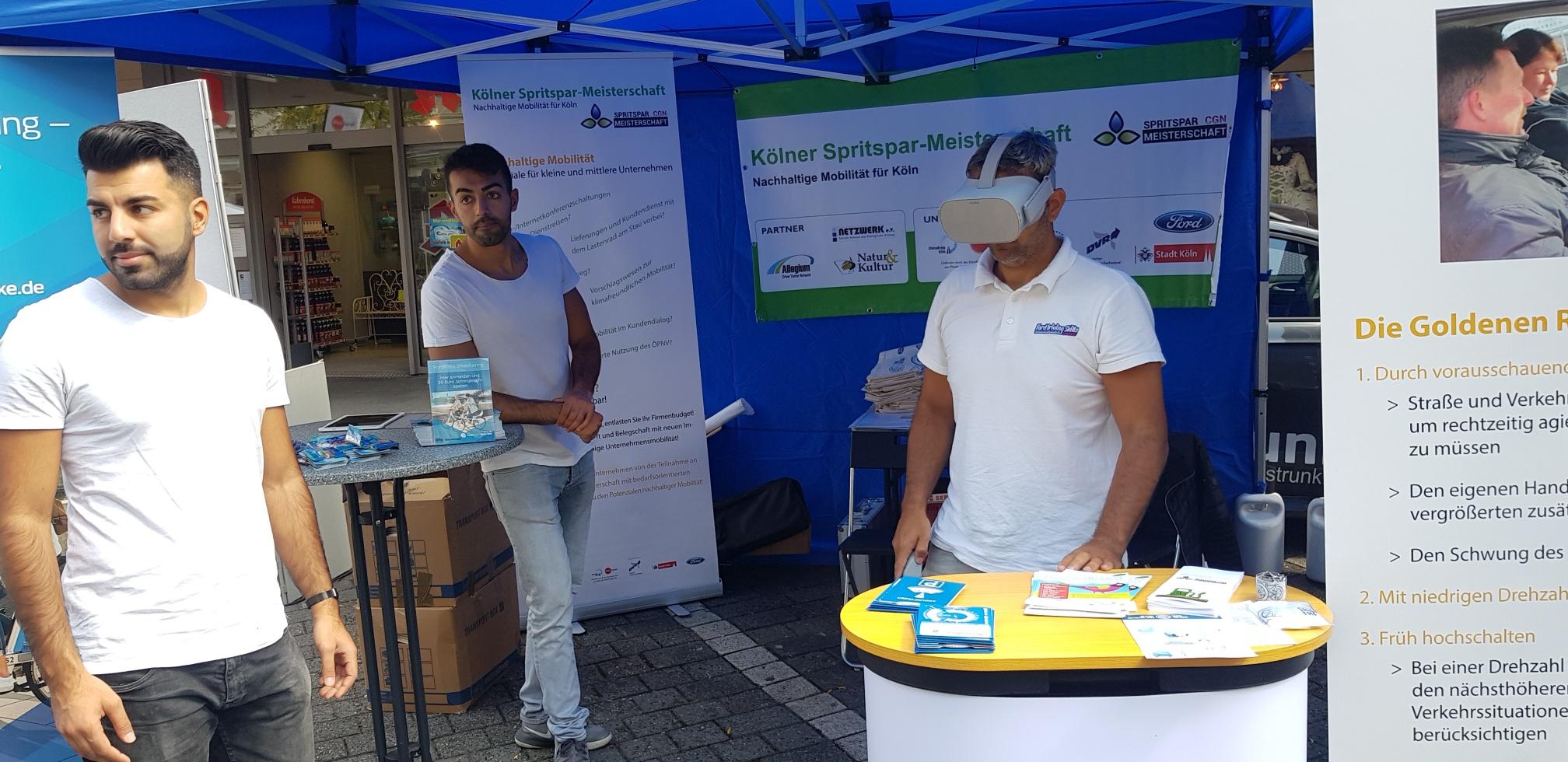 KSM @ Klimastrassenfest Nippes